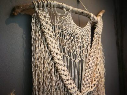 hemp wall hanger