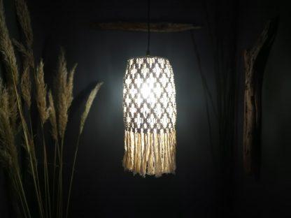 diamond lampshade